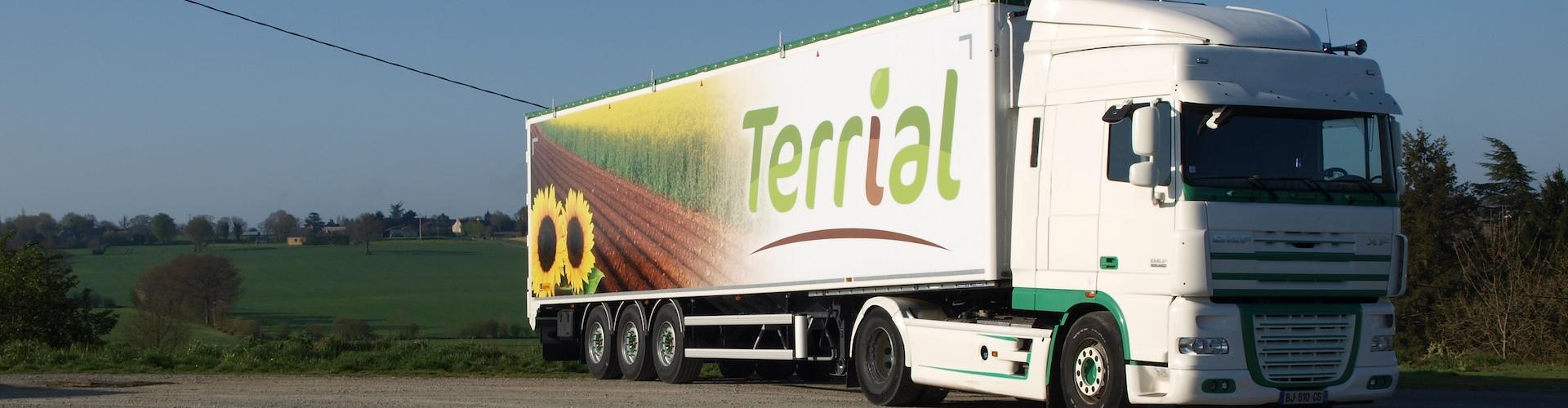 Terrial - Distribution
